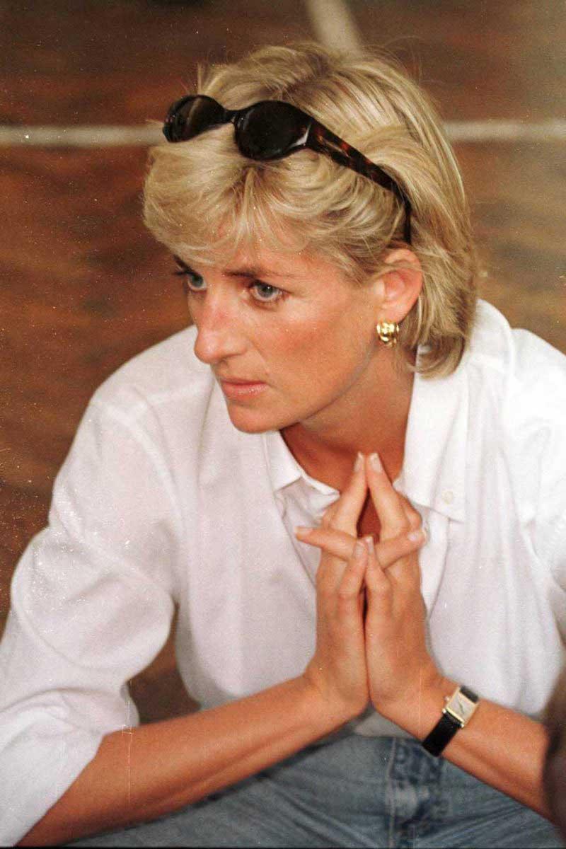 Diana a historia de uma top model